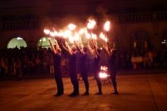 Feuershow Stramu 2018