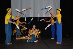 Varieténachmittag 2017 - Minions