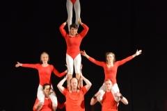 Zirkusdinner 2017 - Akrobatik
