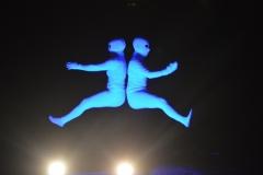 Zirkusdinner 2017 - Schwarzlicht